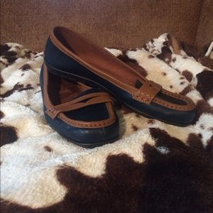A2 brand flat loafers